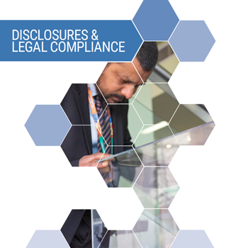 Annual Report 2019-20 - Disclosures & Legal Compliance