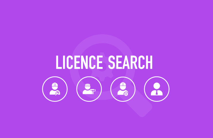 DMIRS occupational licence search